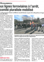 « L'Union du Cantal » du 22 Mars 2017