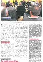 «L'Union du Cantal» du 5 Avril 2017