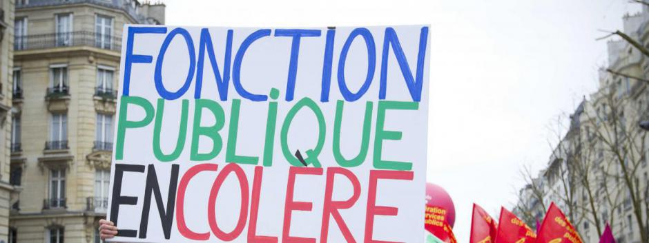 Journée de mobilisation de la fonction publique