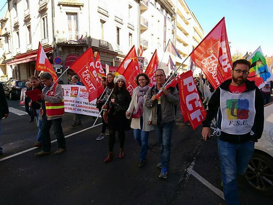 Le 16 Novembre : mobilisation générale !