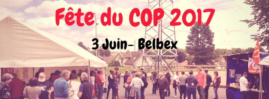 Fête du COP 2017