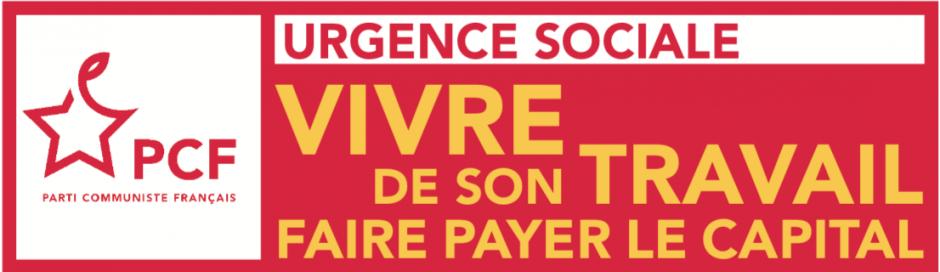 Le PCF appelle à se mobiliser le 5 Février