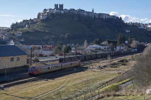 Fermeture de la gare SNCF de Saint Flour