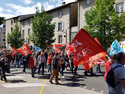 19 Mars 2019 : mobilisation interprofessionnelle
