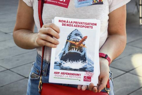 Référendum ADP - Lettre aux maires du Cantal